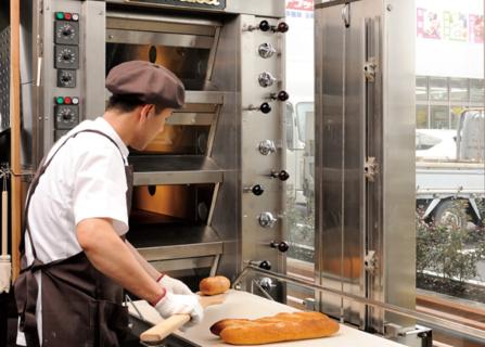 パン作りへの思い