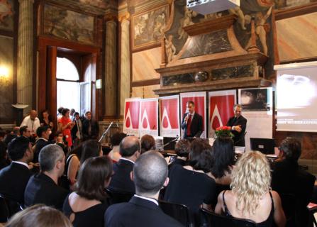 イタリア国際デザイン賞受賞
